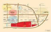 福星・御景城交通图