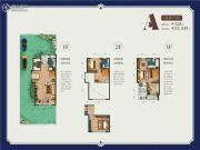 联投国际城158--493平方米户型图