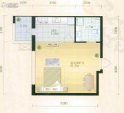 金都幸福里1室0厅1卫0平方米户型图