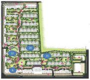 保利・心语花园规划图