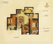 东关里3室2厅1卫109平方米户型图