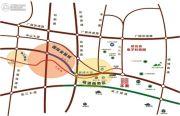 黄埔万科中心交通图