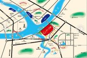 融信・上江城交通图