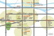 敏捷御峰国际交通图