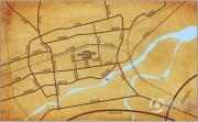 塞纳绿洲交通图