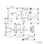 西堤阳光 多层3室2厅2卫106--109平方米户型图