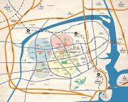 天奕国际广场交通图