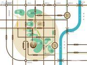 天成郦湖国际社区交通图