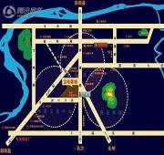 中天・宝电馨城交通图