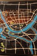 大隆财富广场交通图