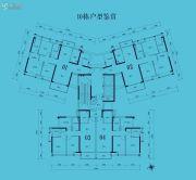 保利中央公园4室2厅2卫87--126平方米户型图