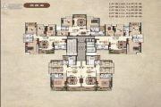 兴业家园3室2厅2卫146平方米户型图