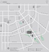 兴创荣墅交通图