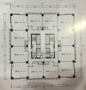 海鸿居然之家1664平方米户型图