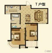 紫薇壹�2室2厅1卫0平方米户型图