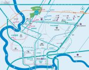 金科岭上交通图