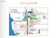 观岭高尔夫半山交通图