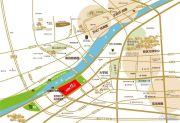 建业桂园交通图