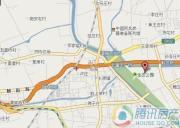新华联运河湾交通图