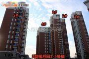 中国铁建领秀城外景图