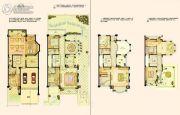 阿维侬庄园4室2厅4卫458平方米户型图