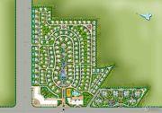 棕榈泉花园规划图