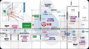 三水万达广场交通图