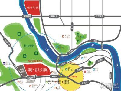 鸿通・春天公园城
