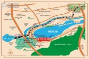 卓越浅水湾交通图