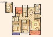 红豆香江豪庭0室0厅0卫119平方米户型图