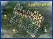 珑城半山规划图