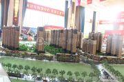梅州万达广场沙盘图
