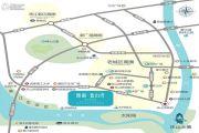 雁和蓝山湾・别墅交通图