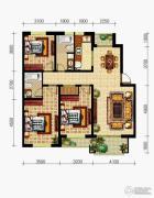 绿地・剑桥0室0厅0卫0平方米户型图