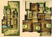 万科・珑庭5室3厅3卫240平方米户型图