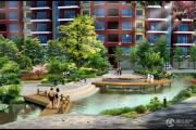 日月湖国际生态城效果图
