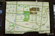 鲁能中央公馆交通图