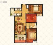 江铃瓦良格3室2厅1卫90平方米户型图