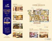 惠来碧桂园4室2厅2卫141--146平方米户型图