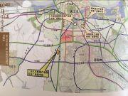 金河御景交通图