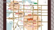 光谷汇金中心交通图