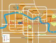 1668第一广场交通图