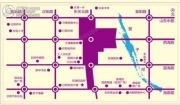 荣安广场交通图