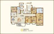 茂源景城5室2厅2卫0平方米户型图