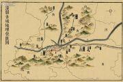 潼关古城交通图