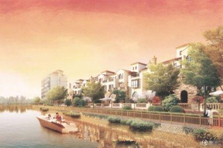 洛溪新城风景图片
