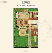 淄博绿城・百合花园0平方米户型图