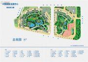 中惠国际金融中心规划图