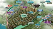 康桥溪公馆交通图
