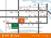 天筑・七彩城交通图